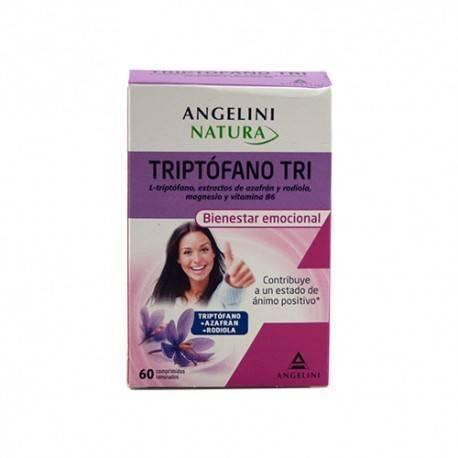 Angelini Triptofano Tri 60 Comprimidos