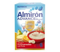 almiron cereal multifruta s/gluten 250gr