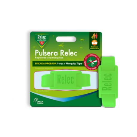 RELEC PULSERA ANTIMOSQUITOS
