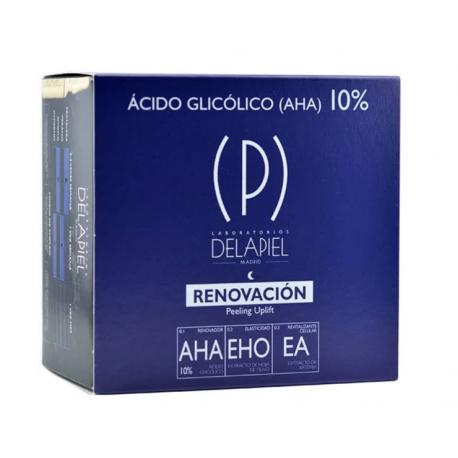 Delapiel Renovacion 10% Acido Glicolico 15 Ampollas