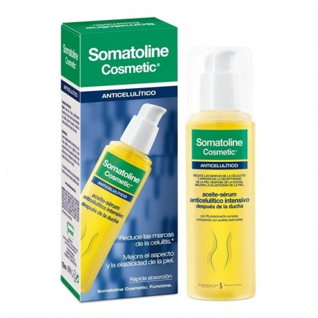 Somatoline Aceite Sérum Anticelulítico 125 ml