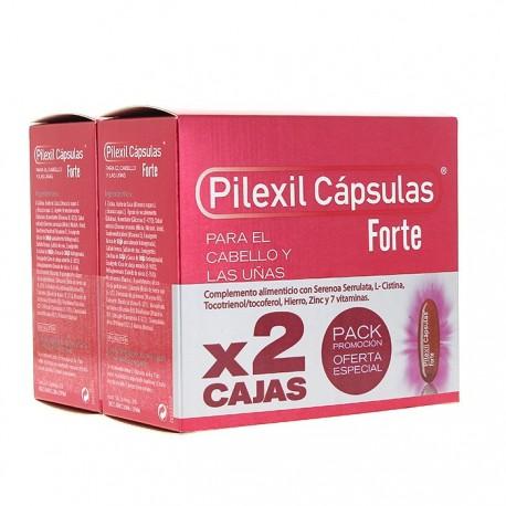 Pilexil Forte 2x100 Cápsulas