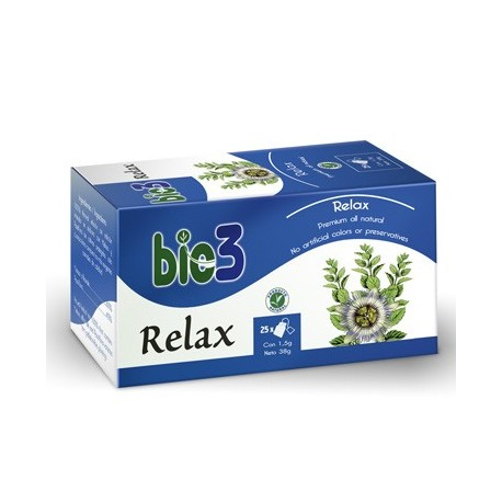 bie 3 relax 25 bolsitas