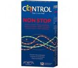 preservativo control non stop 12 uds