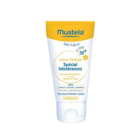 mustela solar crema delicad 50+ 75ml