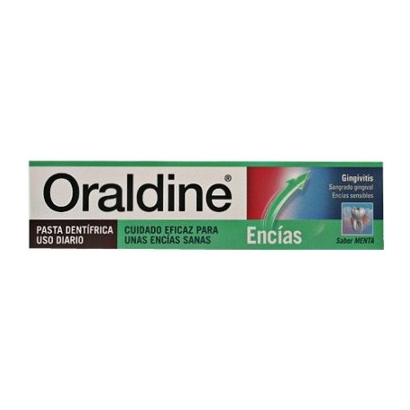 Oraldine Pasta Dental Encías 125ml.