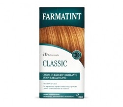 farmatint 7d rubio dorado 130 ml.