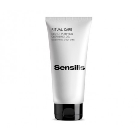sensilis gel limpiador purificante 200ml