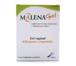 malena gel vaginal canula 5 ml.
