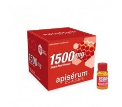 apiserum classic 1500 mg. 18 viales