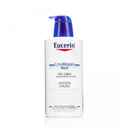EUCERIN UREA-REPAIR PLUS LOCION 10% 400 ML