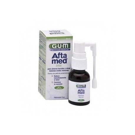 gum aftamed spray 20 ml.