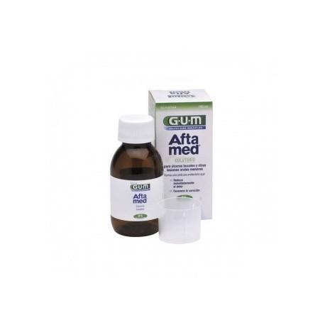 gum aftamed colutorio sin alcohol 100 ml