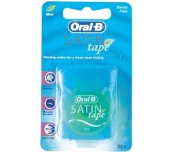 oral-b cinta satin tape menta