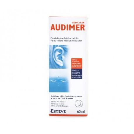 Audimer suero marino isotonico 60 ml.