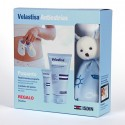 Pack Velastisa Antiestrias Reafirmante Post Parto 150 ml. + Antiestrias Cuidado Pezon 30 ml. (Regalo Muñeco Doudou)
