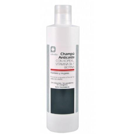 Champu Anticaida con Kopexil Vit. B6 y Biotina