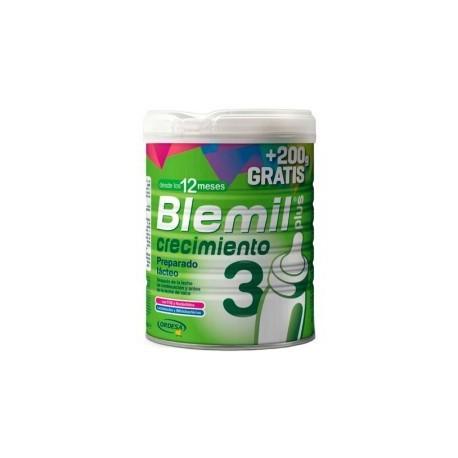 Blemil Plus 3 800g + 200g Gratis