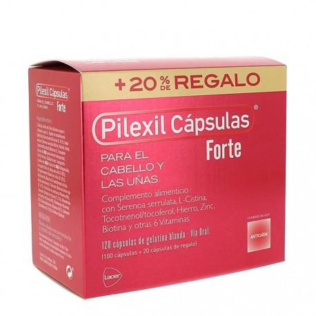 Pilexil Forte 120 Cápsulas