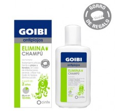 goibi champu pediculicida 125 ml.