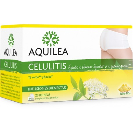 Aquilea Infusión Celulitis 20 Sobres