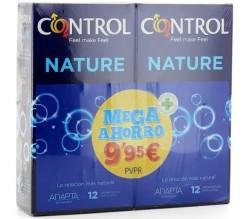 Preservativo Control Adapta Nature Mega Ahoro 2x1