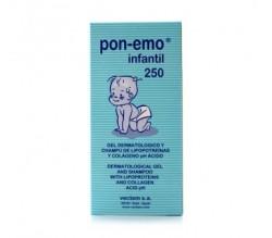 pon-emo infantil gel/champu 250 ml.