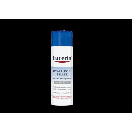 Eucerin Hyaluron- Filler Textura Enriquecida Noche 50ml