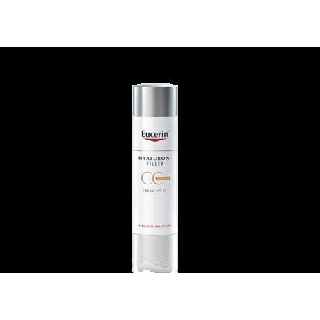 Eucerin Hyaluron-Filler CC Cream Tono Medio 50ml