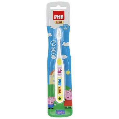 PHB Cepillo Dental Petit +2años Peppa Pig