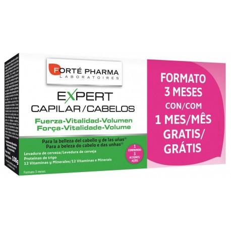 Expert Capilar Forte Pharma Formato 3meses