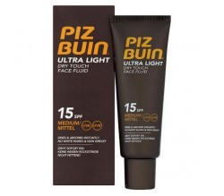 Piz Buin Ultra Light SPF15 Dry Touch 50ml