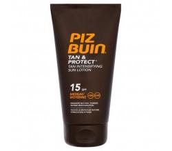 Piz Buin Tan & Protect SPF15 Loción Solar Intensificadora 150ml