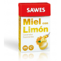 caramelos sawes miel limon caja