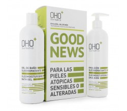 Oho+ Pack Emulsion 380ml + Gel de Baño 400ml