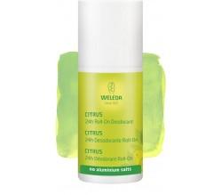 Weleda Desodorante Roll-On 24h de Citrus 50ml