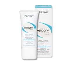 ducray keracnyl matificante 30 ml.