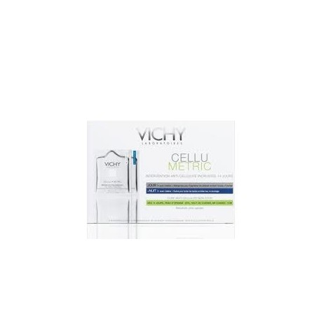 Vichy Cellumetric Anticelulitis 14 Días