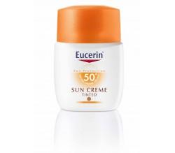 eucerin solar crema coloreada 50+ 50 ml