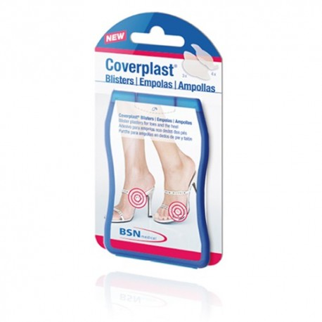 COVERPLAST APOS. AMPOLLAS TALON/PIES 3U.