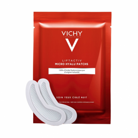 Vichy Lifactiv Micro Hyalu Patch5 2 Parches