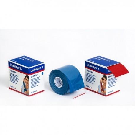 leukotape k azul 5cmx5m