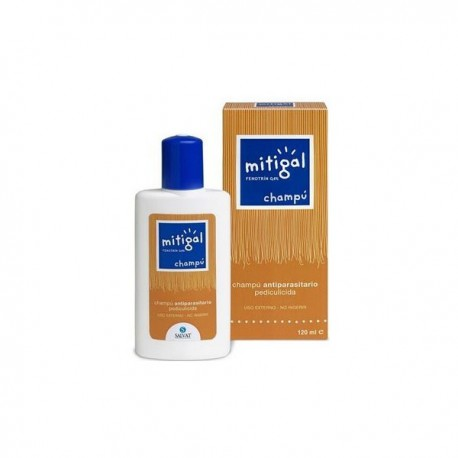mitigal locion fenotrin 0,3% 120 ml.