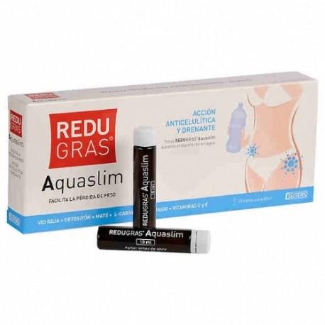 redugras aquaslim 10 viales