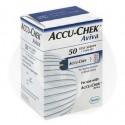 ACCU-CHEK AVIVA 50 TIRAS