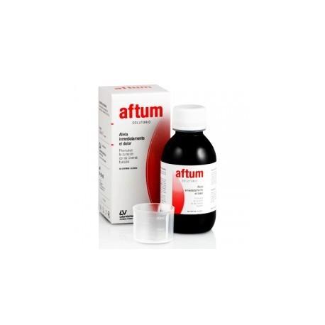 AFTUM COLUTORIO SOLUCION 150 ML