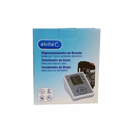 Alvita tensiómetro de brazo 1ud