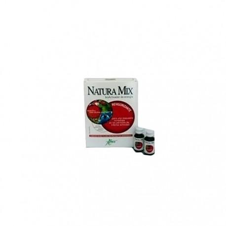 Aboca Naturamix revigorizante concentrado fluido 15g 10uds