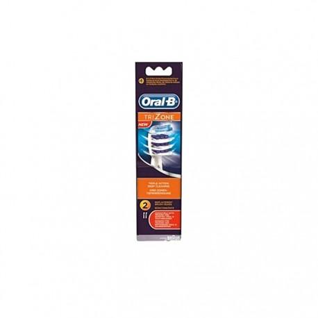 Oral-B Vitality TriZone recambios 2uds