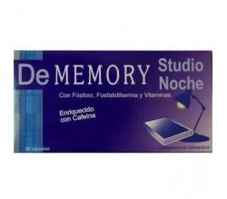 DE MEMORY STUDIO NOCHE 30 CAP